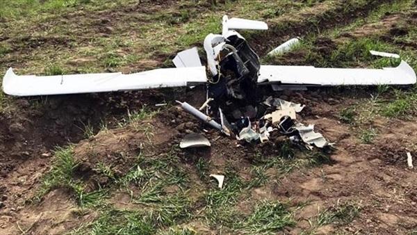 الجيش يسقط طائرة حوثية بالجوف
