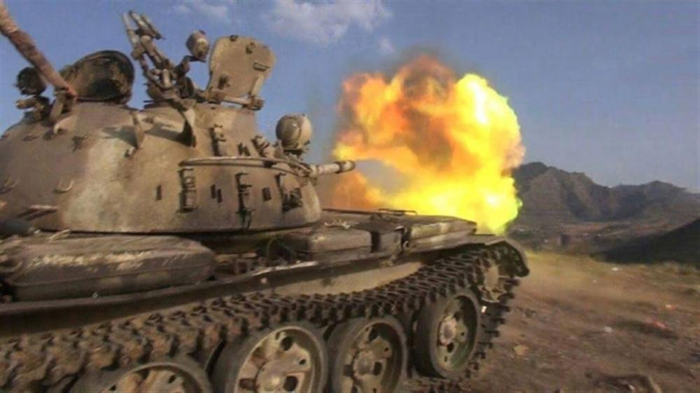 الجيش الوطني يحبط محاولة تسلل حوثية في صعدة