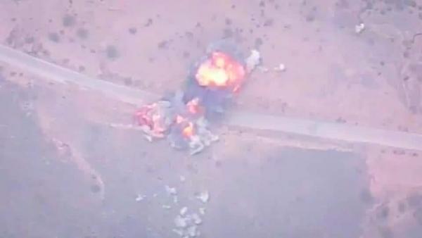 مقاتلات التحالف تستهدف تعزيزات عسكرية للحوثيين بمأرب