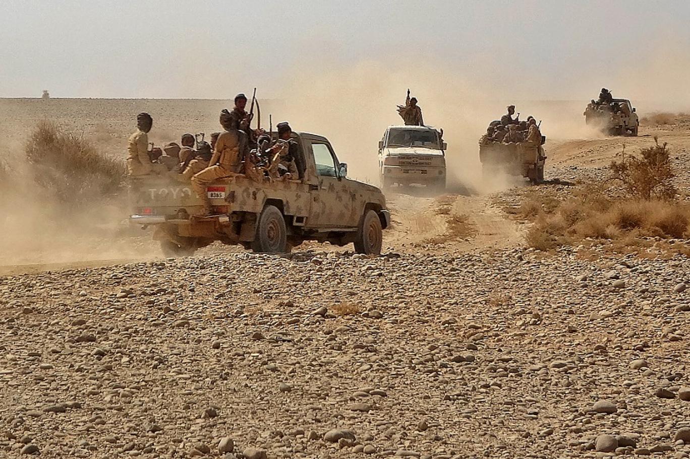 اكثر من 40 قتيل وجريح من الميليشيات بعد تسللهم لحقل الغام بالكسارة